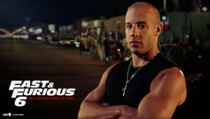 Fast and Furious Vin Diesel Ketting 1